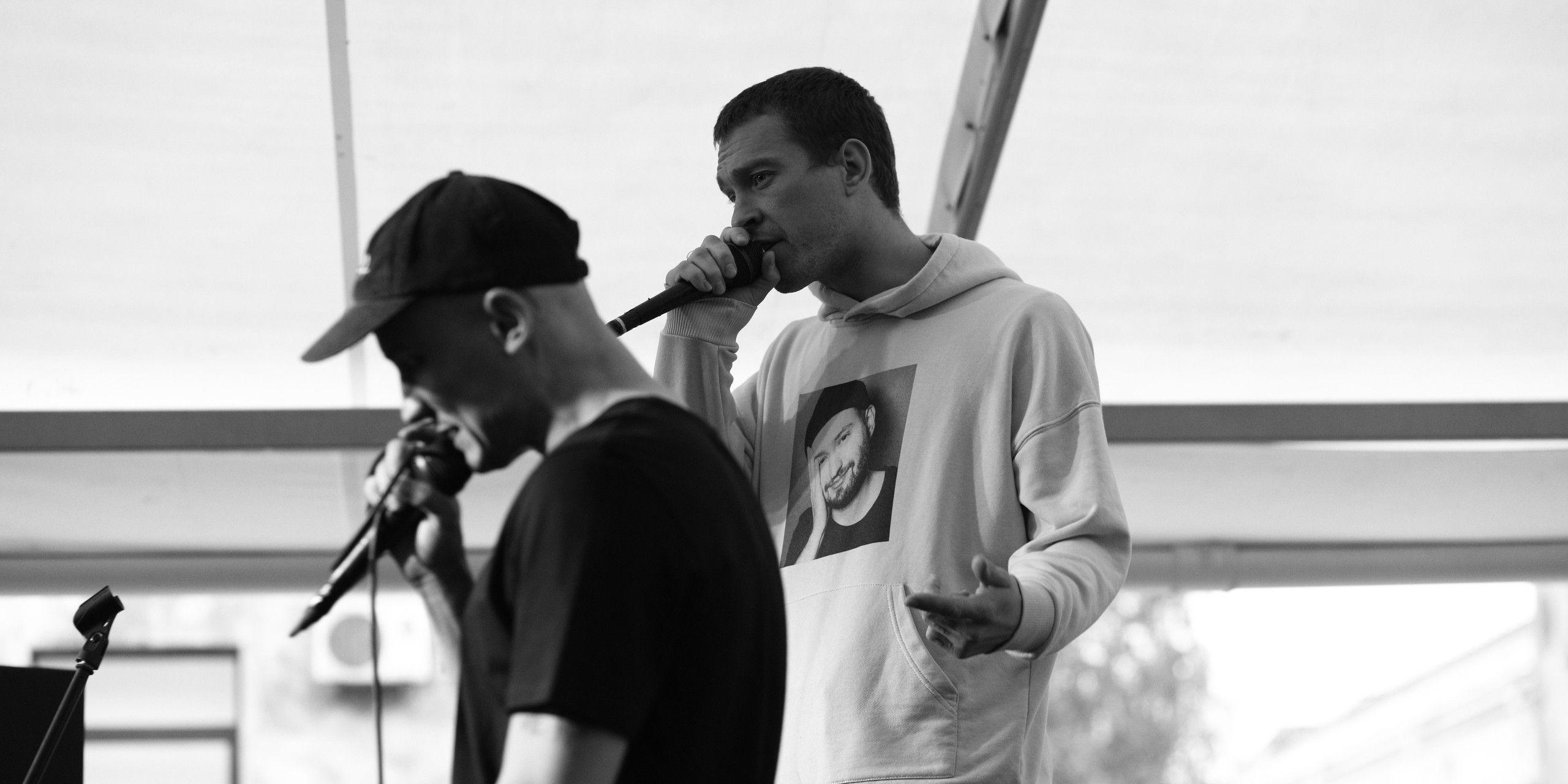 Евгений Алехин (справа). Фото: Игорь Куприянов