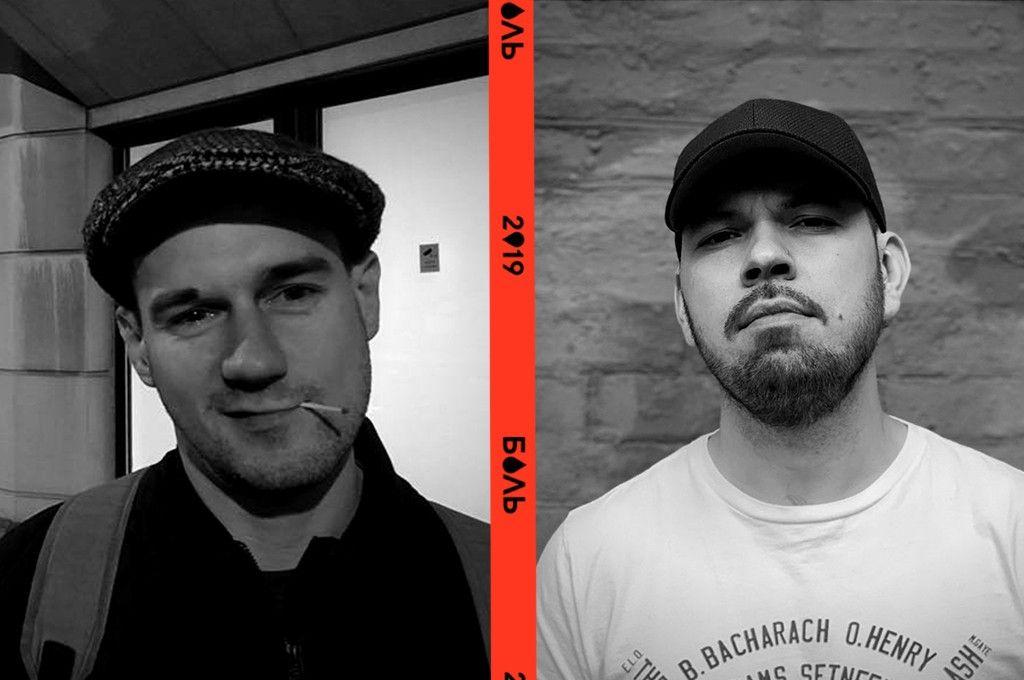 Слева: Степан Казарьян, организатор фестиваля «Боль». Справа: Андрей Саморуков, Pop Farm. Фото: Фестиваль Боль VK