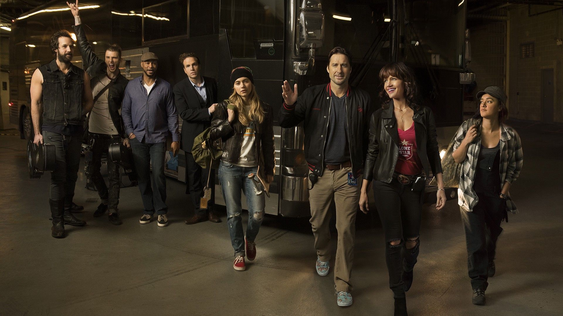 Кадр из сериала «Roadies». Фото: Showtime Networks Inc. / Showtime Digital Inc.