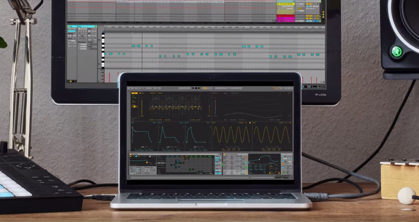 Ableton live 10. Фото: Ableton/Youtube