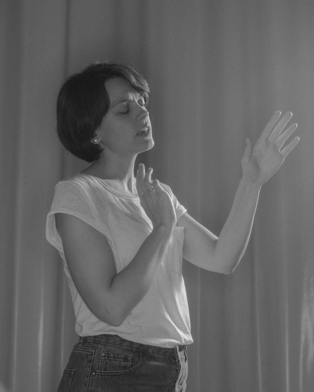 Саша Виноградова. Фото из личного архива