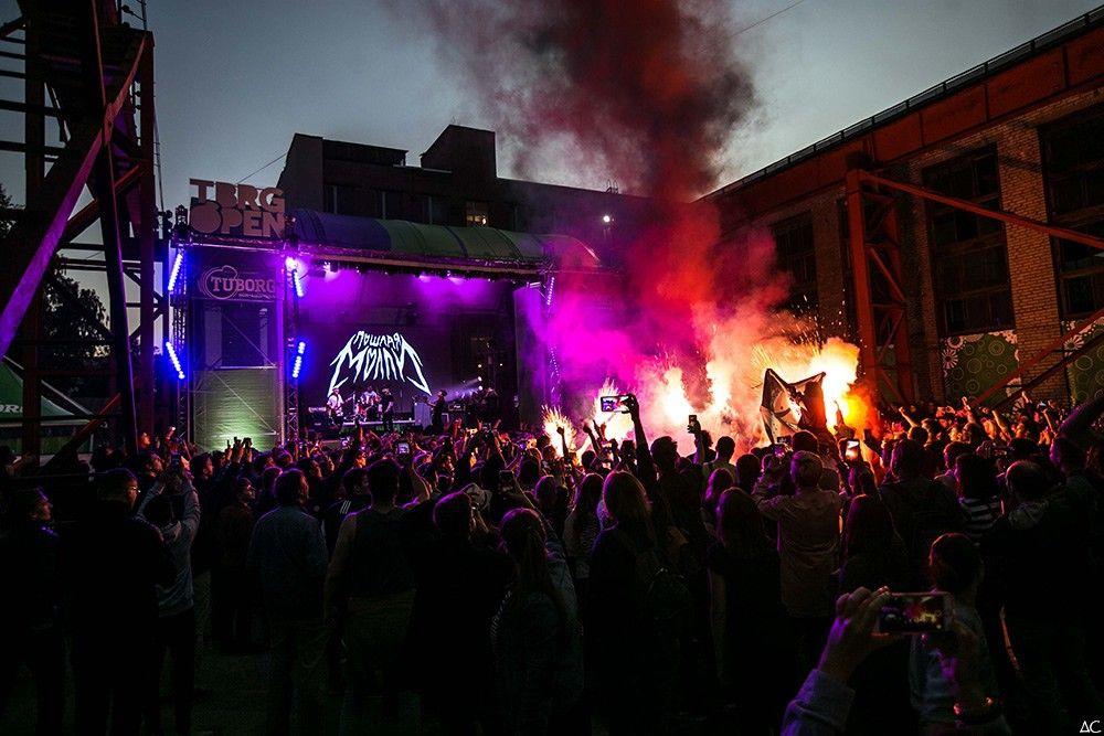 Фестиваль Tinkoff STEREOLETO 2018. Фото: Лида Бродская/STEREOLETO VK