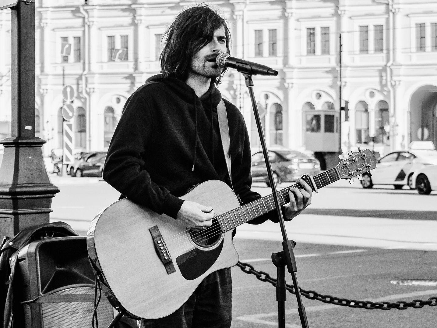 Иван Черепанов. Фото: Виктория Белая/ISTREETBAND VK