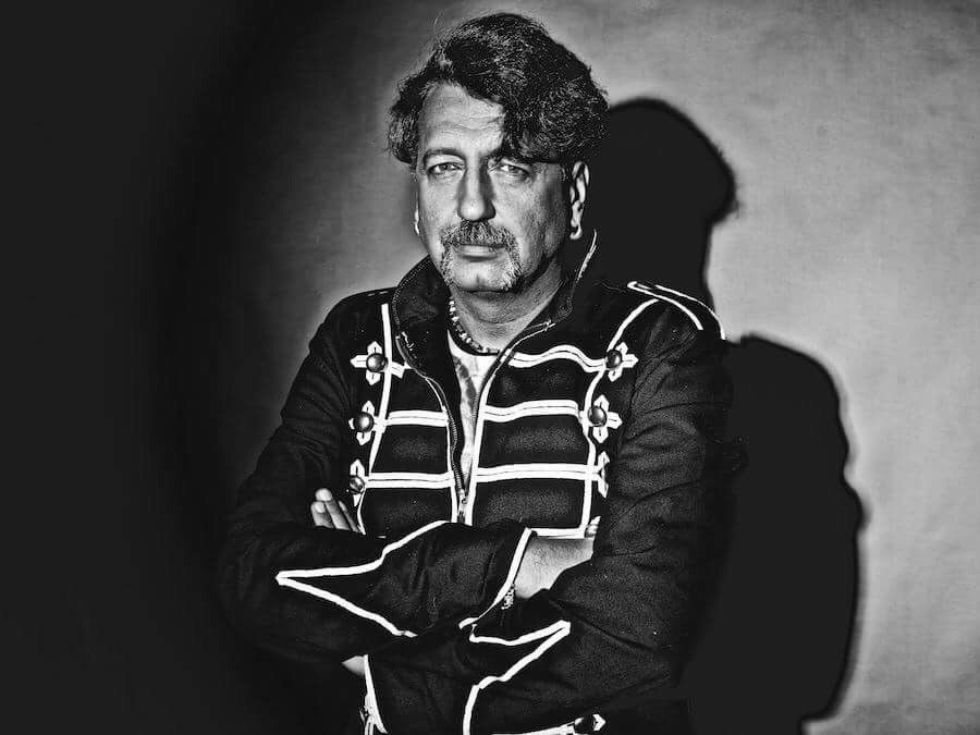 Андрей Клюкин. Фото: Андрей Клюкин VK